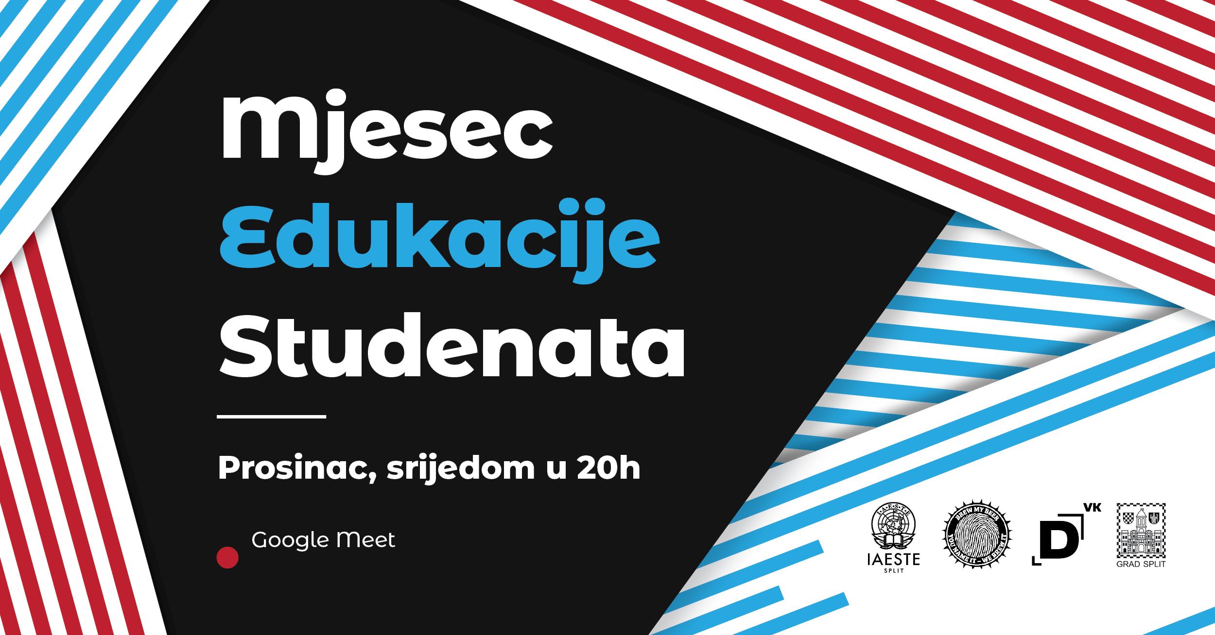 Mjesec edukacije studenata u Splitu
